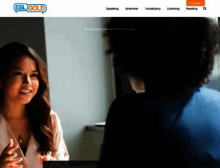 eslgold.com screenshot