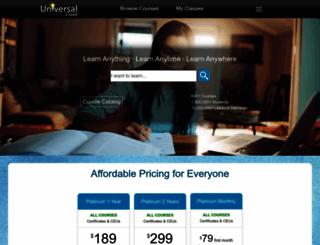 eslgrammarwriting.universalclass.com screenshot