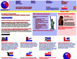 esltapes.com screenshot