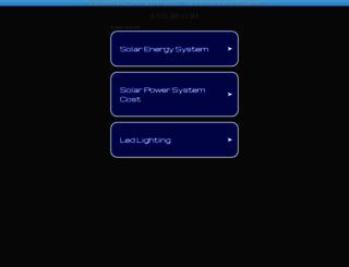 esolar.com screenshot