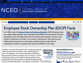 esop.org screenshot