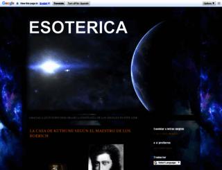 esoterismo-guia.blogspot.com.es screenshot