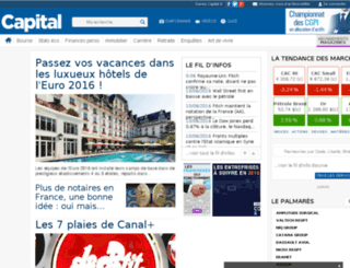 espacedirigeants.blog.capital.fr screenshot