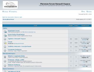 espacepl.org screenshot