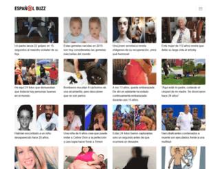 espanolbuzz.com screenshot
