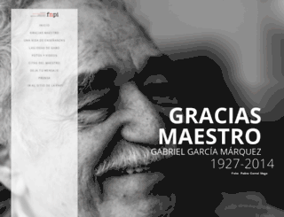 especialgabo.fnpi.org screenshot