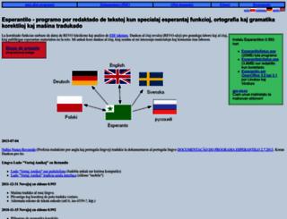 esperantilo.org screenshot