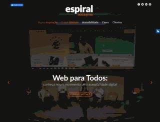 espiralinterativa.com screenshot