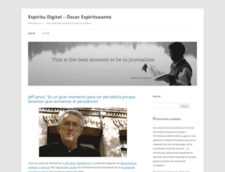 espiritudigital.com screenshot