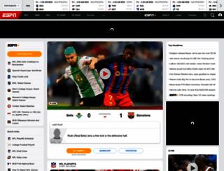 espnangola.com screenshot