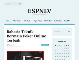 espnlv.com screenshot