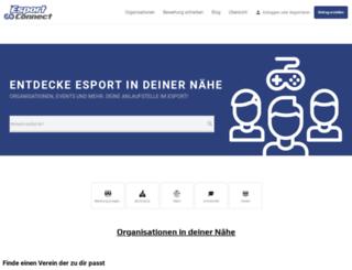esport-talk.de screenshot