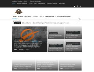 esportchallenge.pl screenshot