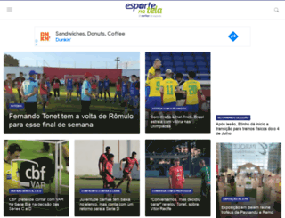 esportenatela.com.br screenshot