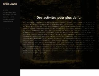 espritsauvage.fr screenshot
