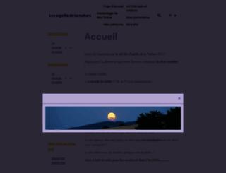 espritsdelanature.e-monsite.com screenshot