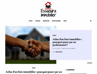 essaouiraimmobilier.net screenshot