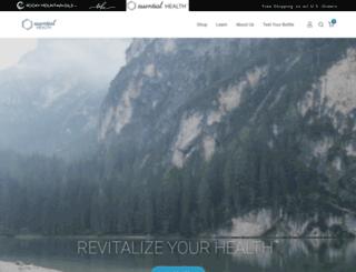 essentialhealth.com screenshot