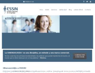 essin.net screenshot