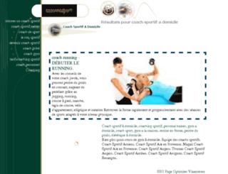essonnesport.com screenshot