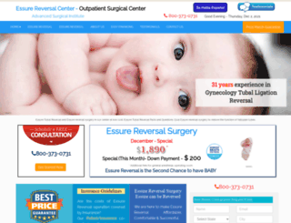 essurereversaldoctor.com screenshot