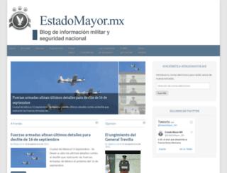 estadomayor.mx screenshot