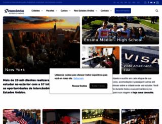 estadosunidosbrasil.com.br screenshot
