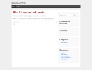 estampasweb.wordpress.com screenshot