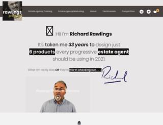 estateagencytraining.co.uk screenshot