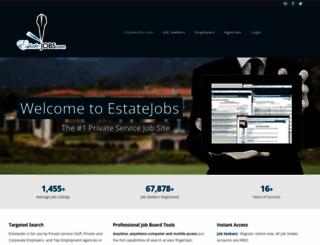 estatejobs.com screenshot