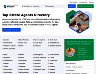 estatepropertyagents.co.uk screenshot