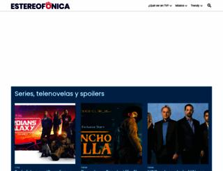 estereofonica.com screenshot