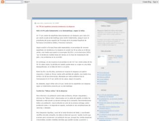esteticaysalud.blogspot.com screenshot