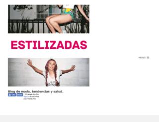 estilizadas.com screenshot