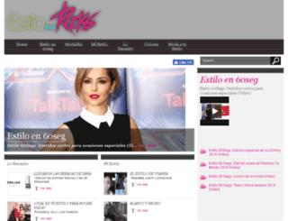 estilothatrocks.com screenshot