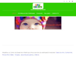 estimulaciontempranamexico.com screenshot