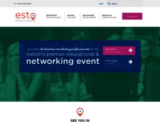 esto.ustravel.org screenshot