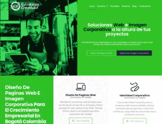 estrategiacreativaf.com screenshot