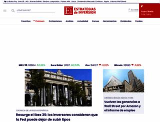 estrategiasdeinversion.com screenshot
