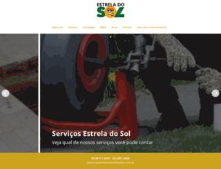 estreladosol.com.br screenshot