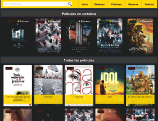 estrenosonline.eu screenshot