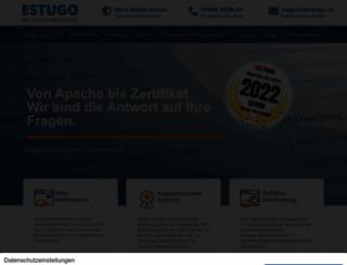 estugo.de screenshot