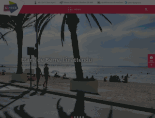 etangdeberre.org screenshot