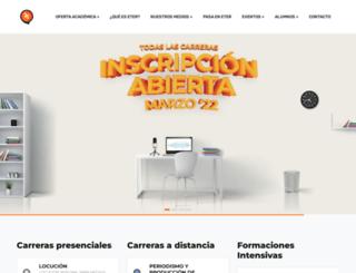 eter.com.ar screenshot