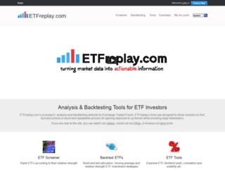 etfreplay.com screenshot