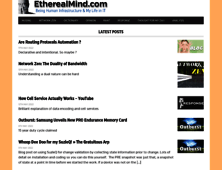 etherealmind.com screenshot
