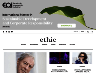 ethic.es screenshot
