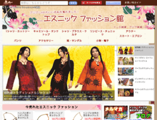ethnic-fashion.tirakita.com screenshot