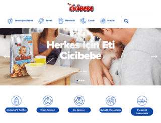 eticicibebe.com screenshot
