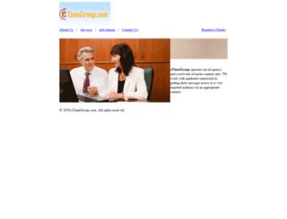 etimegroup.com screenshot